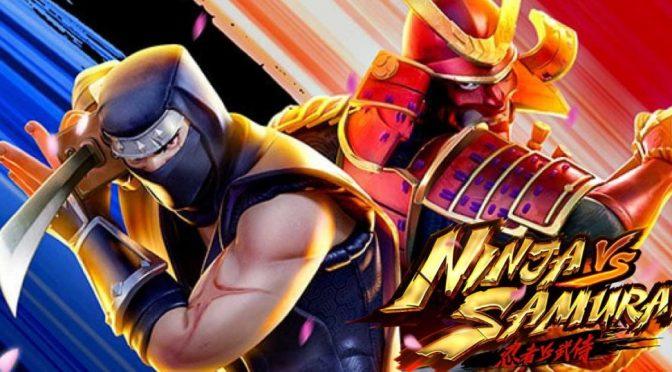 เกม ninja vs samurai เกมสล็อตใหม่ที่มีศักดิ์ศรีเป็นเดิมพัน