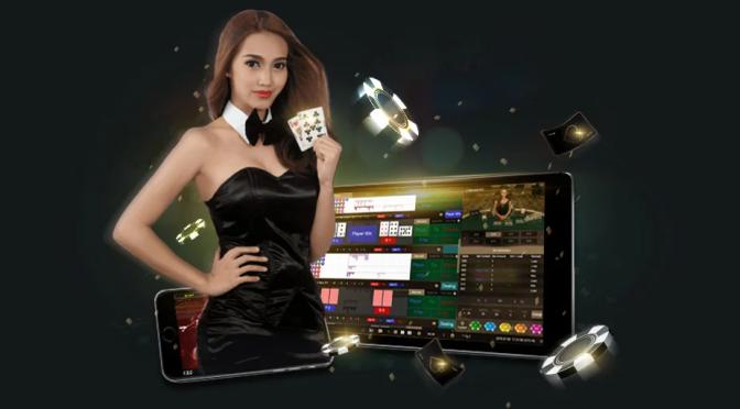 คาสิโน SA Gaming