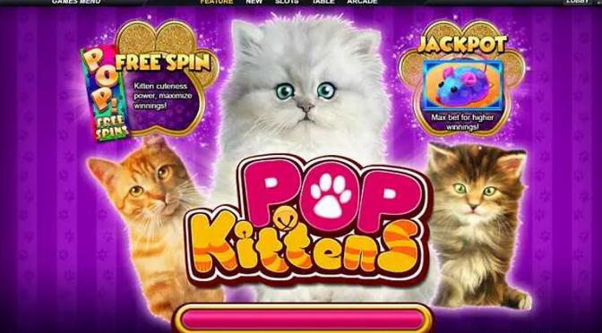 สล็อต pop kittens เกมที่ทาสแมวไม่ควรพลาดด้วยประการทั้งปวง