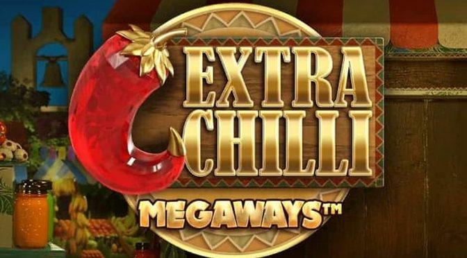 สล็อต Extra Chilli เกมสุดเผ็ดร้อนรางวัลออกง่าย