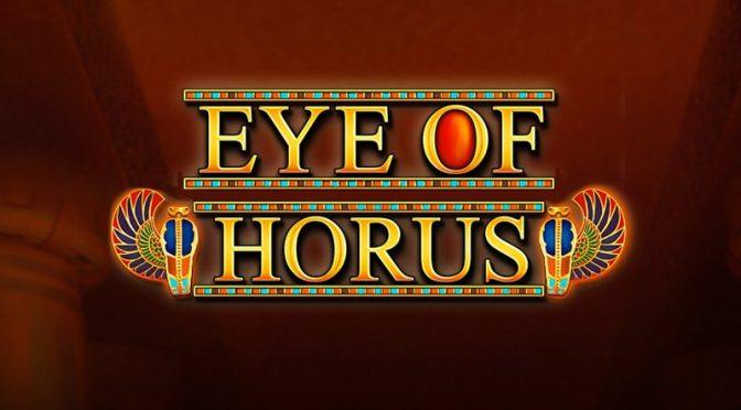 สล็อต Eye of Horus เกมดวงตาแห่งฮอรัสสุดมันส์